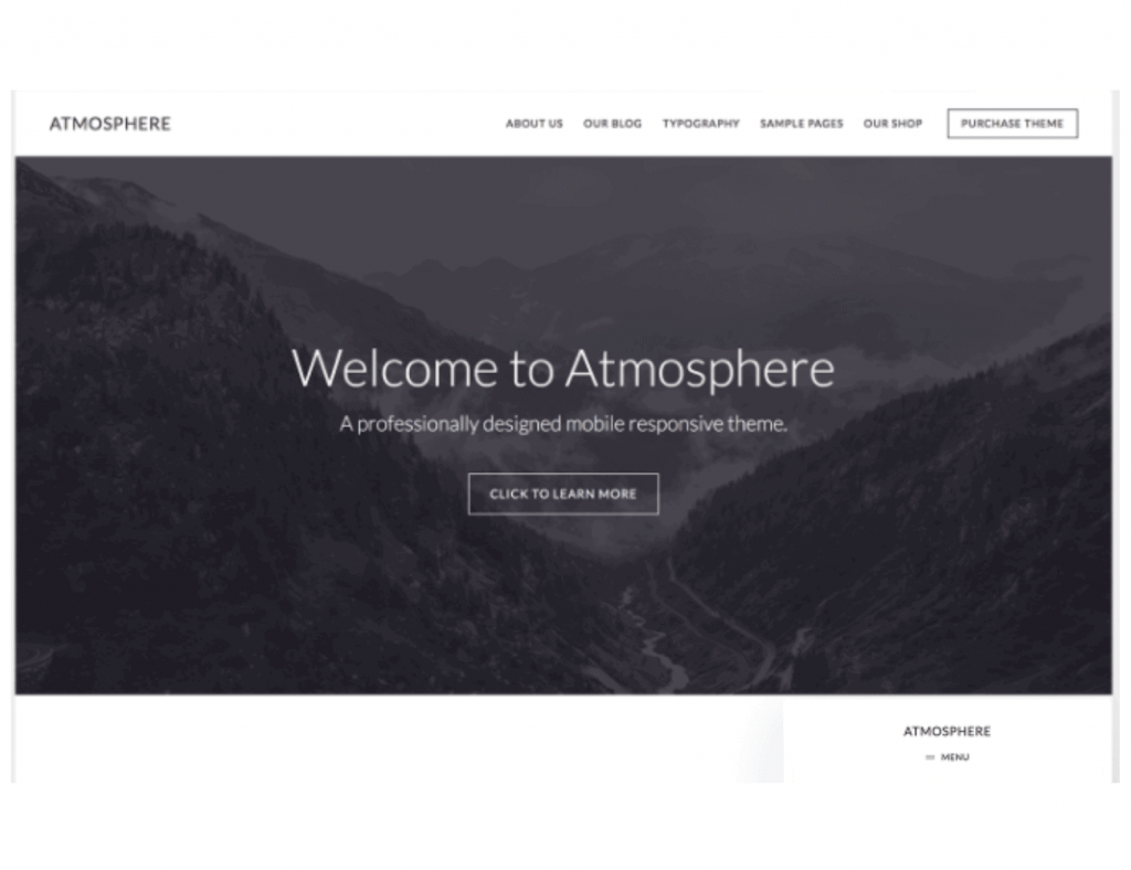 atmosphere pro theme best elementor themes