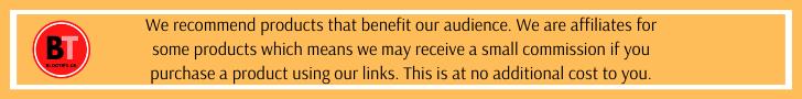 affiliate disclosure notice