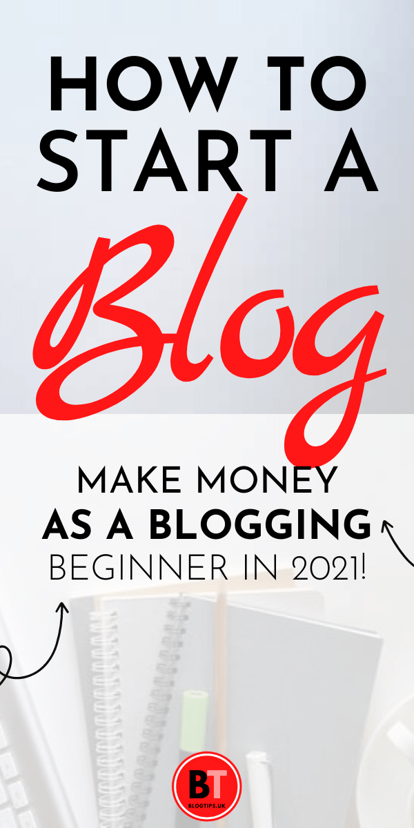 image of how to start a blog free blogging course